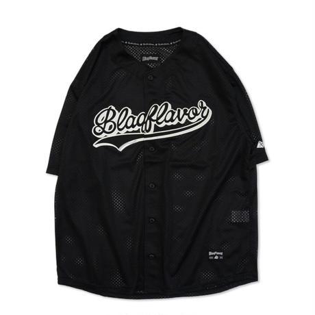 Authentic Baseball Shirt - Black