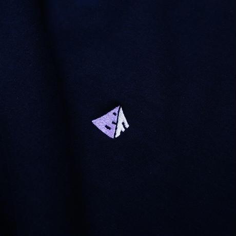 Chest Logo Sweat - Navy