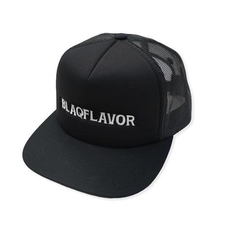 Silver EMB Mesh Cap