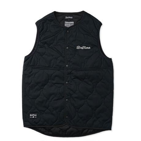 BF Quilting Vest - Black