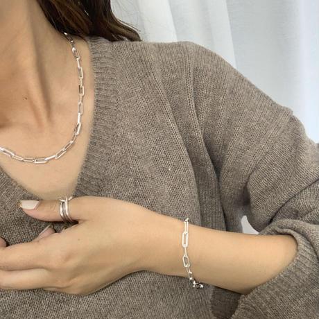 silver925・チェーンブレスレット