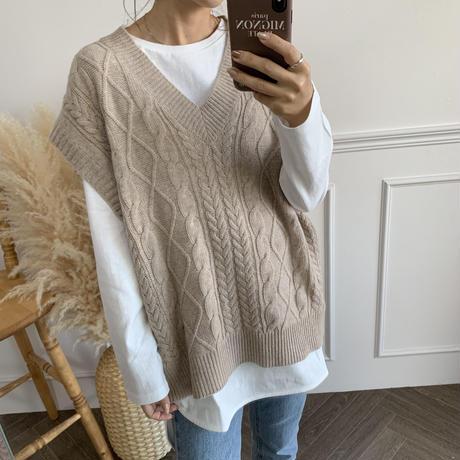 cotton100%チュニック丈ロンT