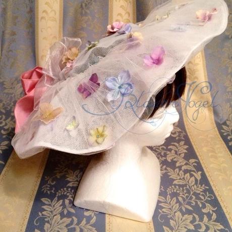 花の妖精ドレスハット オフホワイト