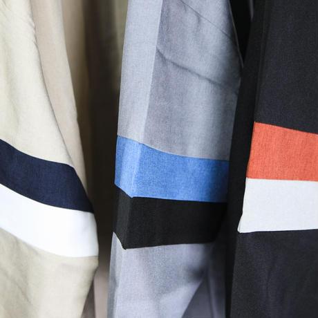 "Classic Logo Tropical BIG Shirt ""21SS"" Exclusive [BLUEGRAY]"