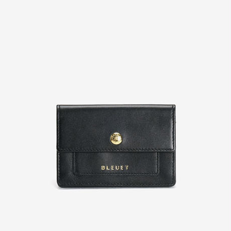 BLEUET CARD CASE 【PIANO BLACK】