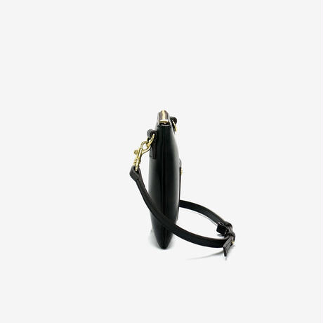 BLEUET ACCESSORY POUCH 【PIANO BLACK】