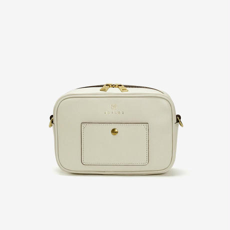 BLEUET ACCESSORY POUCH / BOX【WHITE】