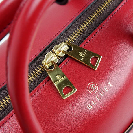 BLEUET M BOSTON BAG【VINTAGE WINE】