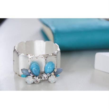 turquoise bleu mini bijou