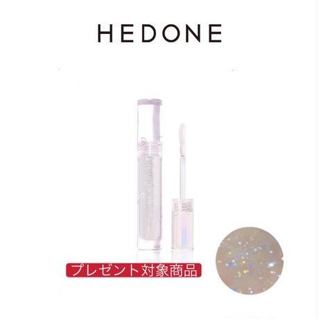「お試し特価」HEDONE(ヘドネ)内心戦シリーズJello Lip Sip ケアリップグロス