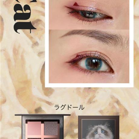 VenusMarble(ヴィーナスマーブル)アイシャドウパレット〜キャットシリーズ〜