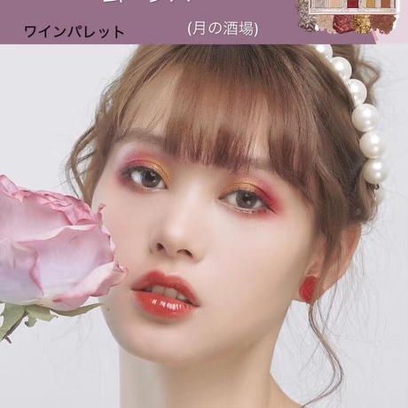 FlowerKnows(フラワーノーズ)ローズユニコーンシリーズ アイシャドウパレット