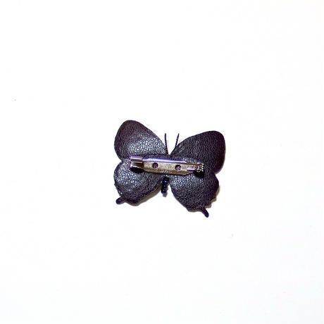 アイノミドリシジミ(ブローチ)