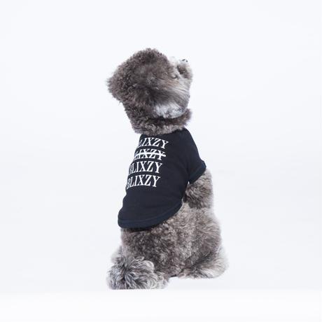 DOG  BACK PRINT T-SHIRT