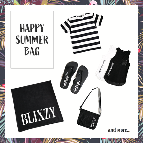 BLIXZY 2019 HAPPY SUMMER BAG