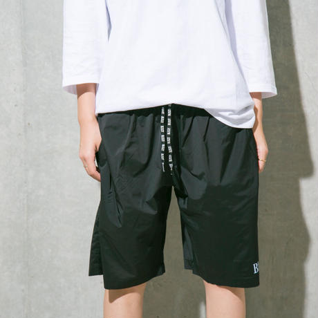 BLIXZY LOGO WINDBREAKER  HALF PANTS