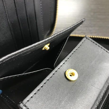 【残り僅か】LEATHER WALLET