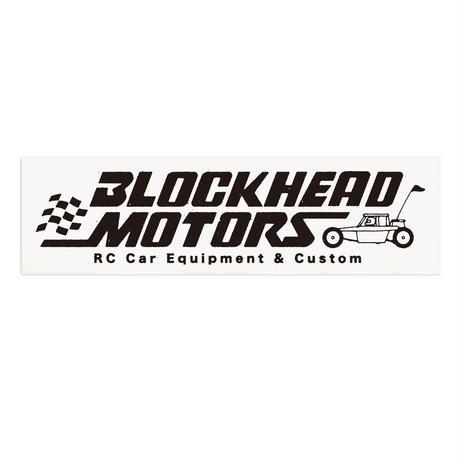 BHオールドロゴステッカー/BH Old logo Sticker