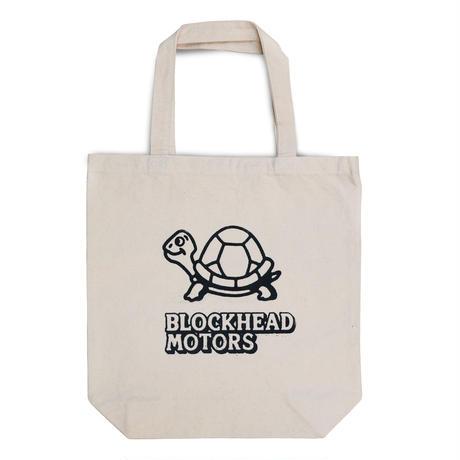 BLOCKHEAD MOTORS キャンバストートバッグ / Canvas tote bag