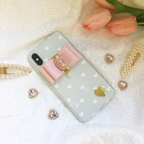 Cameo ribbon case