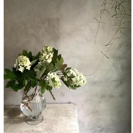 """Glass vase Constriction""""L"""" (グラスベース・コンストリクション""""L"""" )"""