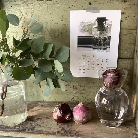 "blossom made to order flowers 10th anv, calendar 2022//3set// (ブロッサム""10周年記念"" 2022カレンダー) 3セット"