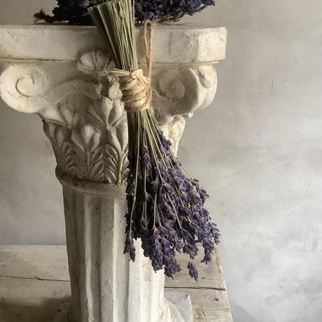 Dried lavender wreath Set (香るオーガニックラベンダーのドライリースセット)