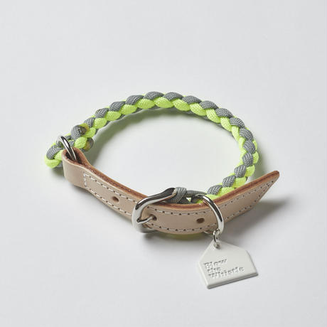 LEATHER COLLAR SLIM