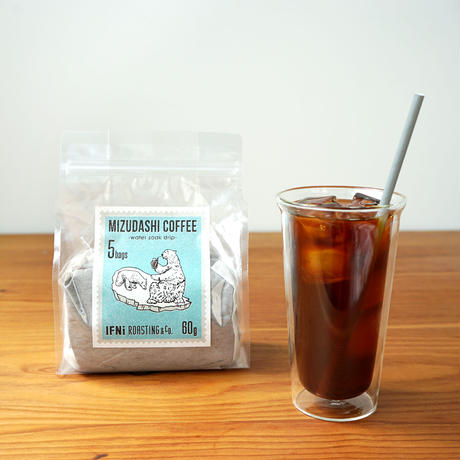 [IFNi ROASTING & CO.]MIZUDASHI COFFEE