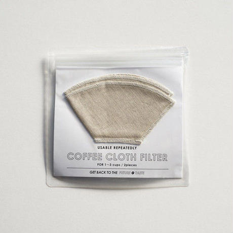 [IFNi ROASTING & CO.]CLOTH FILTER /台形型1〜3杯用