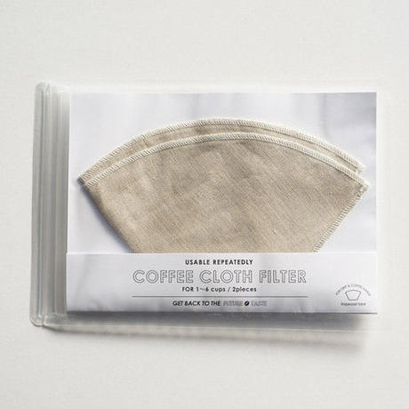 [IFNi ROASTING & CO.]CLOTH FILTER /台形型1〜6杯用