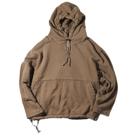 IFNI SWEAT PARKA [COYOTE]