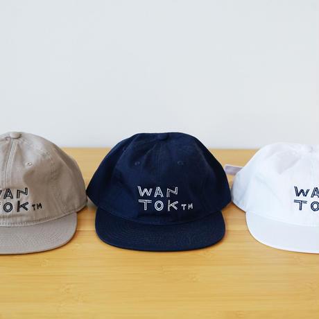 """EVCON×IFNi """"WANTOK CAP"""" [WHITE]"""