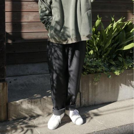 IFNI EASY PANTS [BLACK]