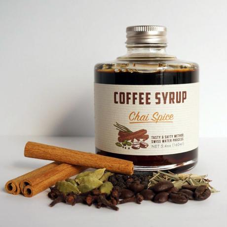 [IFNi ROASTING & CO.]COFFEE SYRUP/CHAI SPICE