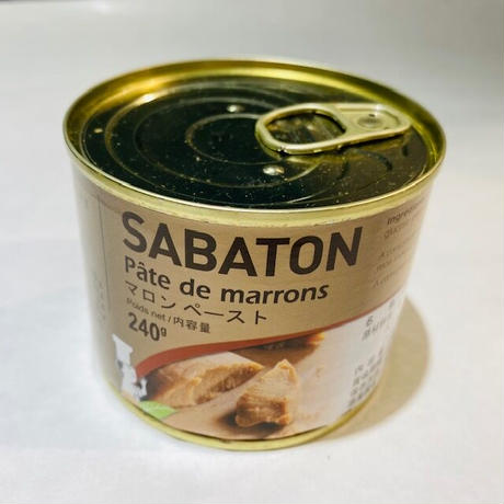 サバトンマロンンペースト240g