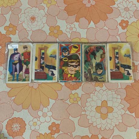 バットマンカード  (7枚)