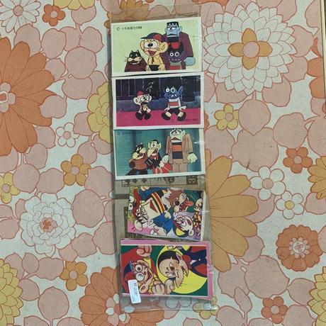 怪物くん/カード(8枚)