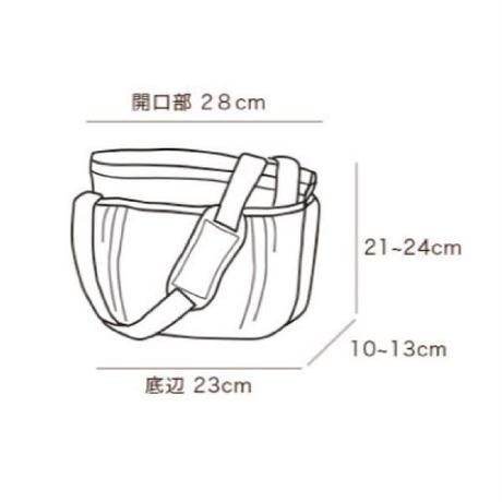 5WAYコアルーバッグ ボンジュール【帆布トートバッグ付き】