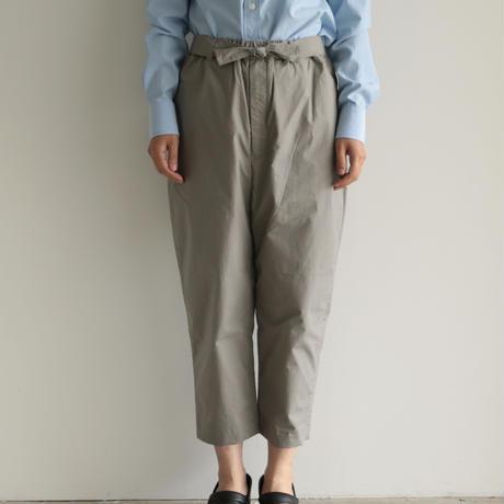 COSMIC WONDER / Ancient mythic cotton obi pants(men's,lady's/Gray)