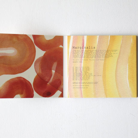 Marginalia / Masakatsu Takagi (CD)