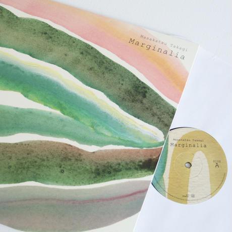Marginalia / Masakatsu Takagi (アナログレコード/Milan Records)