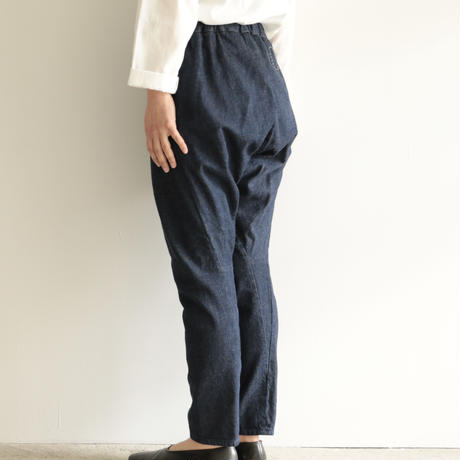 "COSMIC WONDER /Organic cotton denim ""tattsuke""(lady's.men's  /indigo)"