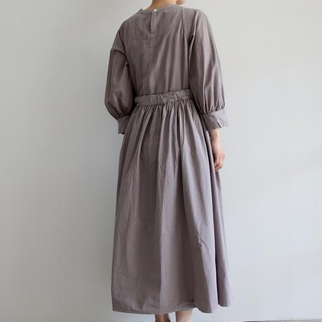 COSMIC WONDER / Farmer Dress(lady's  /Violet ash)