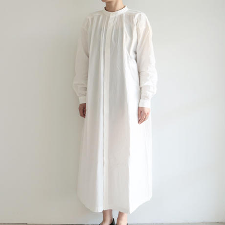 えみおわす /one-piece coat(lady's /white)
