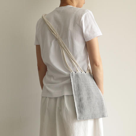 pips /HAMMOCK BAG one shoulder (WHITE)