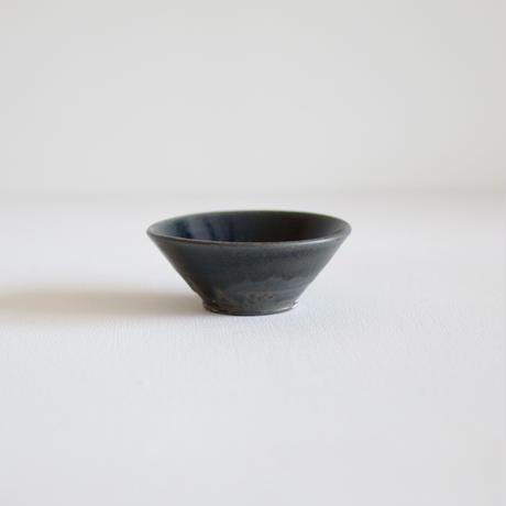 田谷直子/台形小鉢(青瑠璃)