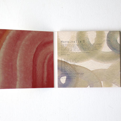 Marginalia Ⅱ / Masakatsu Takagi (CD)