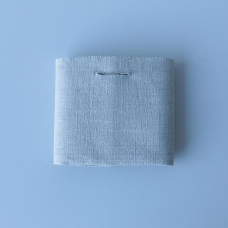石井すみ子/手織り布巾(淡い墨)