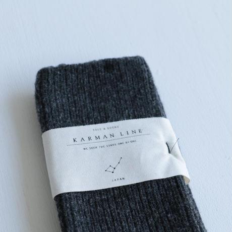 KARMAN LINE/ norma グローブ(charcoal)